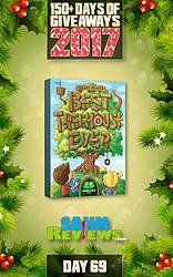SAHM Reviews: 150+ Days of Giveaways - Day 69 - Best Treehouse Ever Game Giveaway
